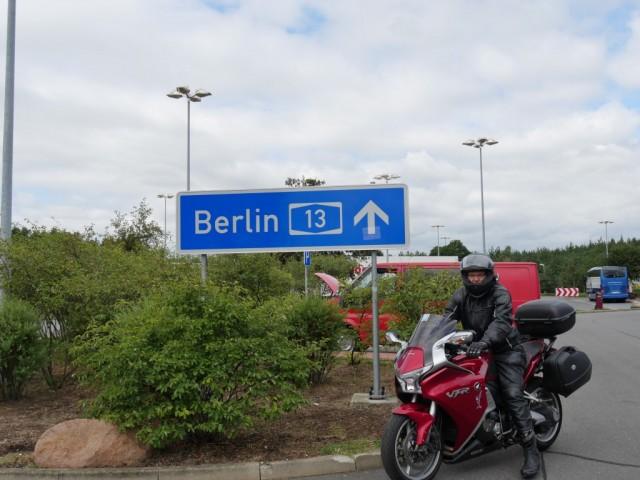 Nyt on baana auki Berliiniin!