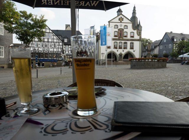 Hansa kaupunki Brilon oli mukavanoloinen kaupunki.